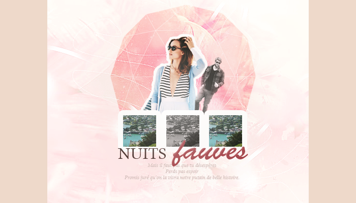 NUITS FAUVES ☾