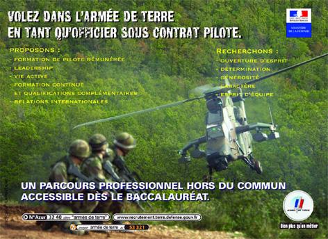 Devenir pilote d'hélico dans l'armée. 964897NOUVEAU