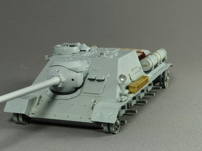 SU-100 - DRAGON 1/35 - Page 2 965059P1020829