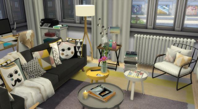 Appartement scandinave (let's build et téléchargement) 96593813en640