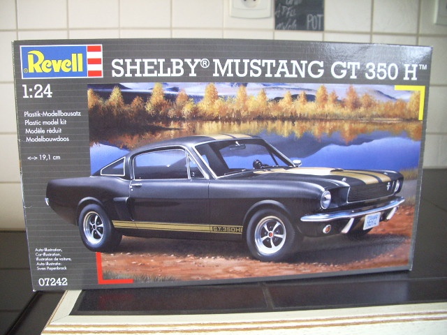 ford mustang GT 350 H au 1/24 966112photsmaquette350h001
