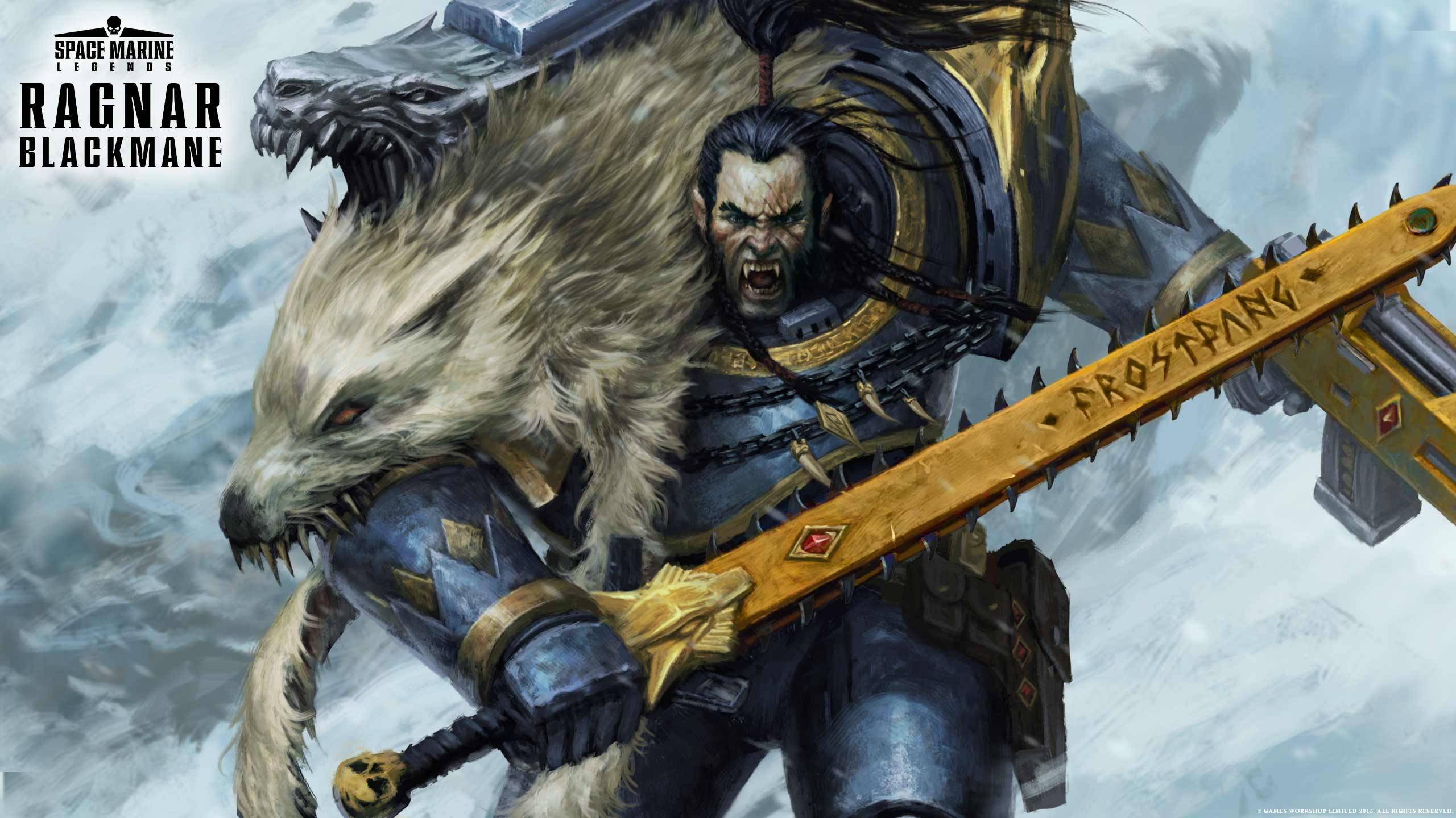 Ragnar Blackmane d'Aaron Dembski Bowden 966175wallpapertab