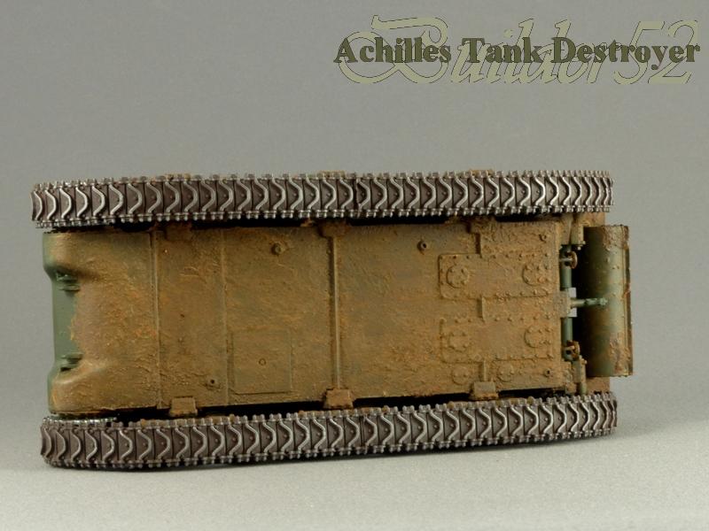 Achilles Tank Destroyer - Academy-Italeri + RB Model + set Blast 1/35 966358P1030809