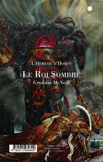 Le Roi Sombre / La Tour Foudroyée (Bibliothèque Interdite) - Page 2 968528HeresieN1