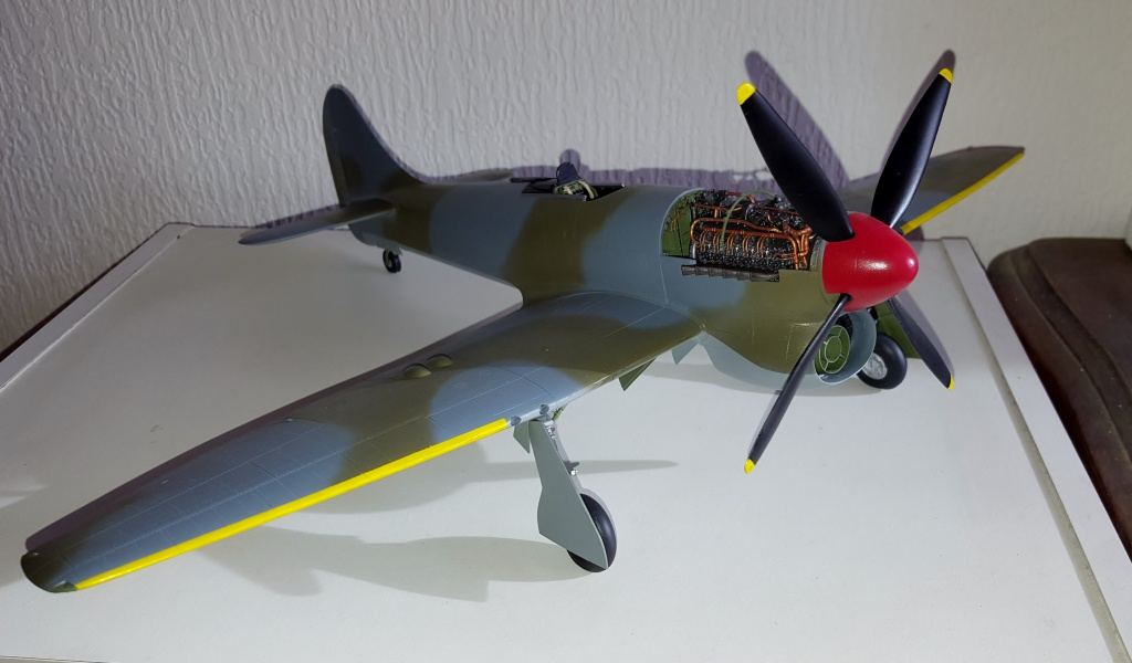 Hawker Tempest Special Hobby au 1/32ème - Page 4 96876120170917172341