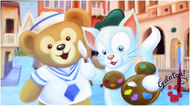 Retour de Tokyo Disney Resort : mes dernières impressions - Page 3 969111GELATONI