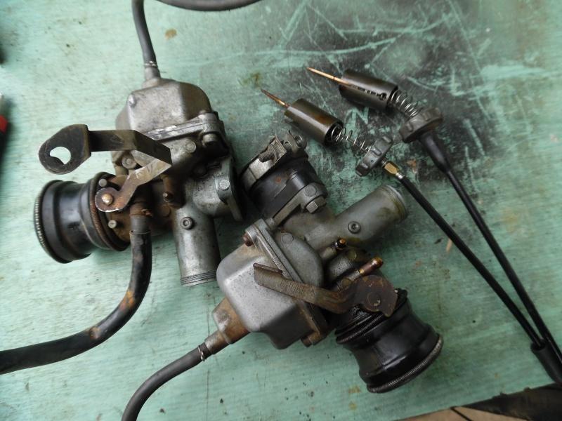 service :  passage carburateur aux ultra sons 970161SAM1761