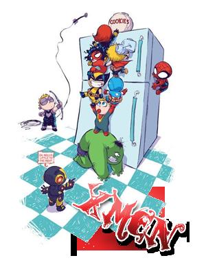 X Men Reborn RPG oOoOo 97128758x1