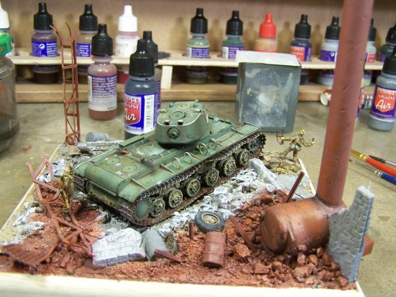 """""""Le duel"""" KV1c vs Panzergrenadiere Russie 1942 (terminé) - Page 2 9718101005496"""