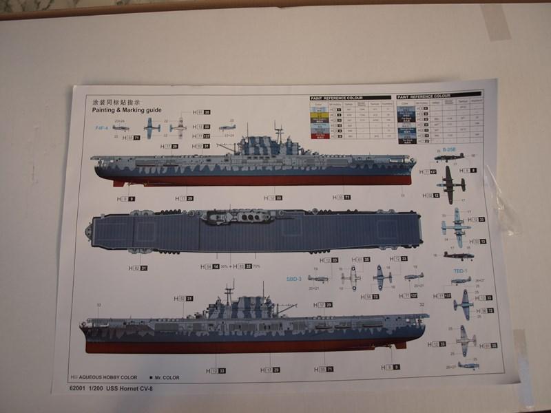 uss hornet - USS Hornet cv8 au 1/200° 971909P9175088Copier