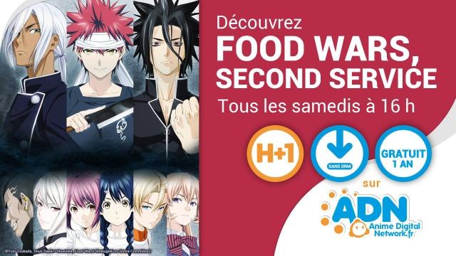 [MANGA/ANIME] Food Wars (Shokugeki no Sôma) - Page 2 972029Foodwars