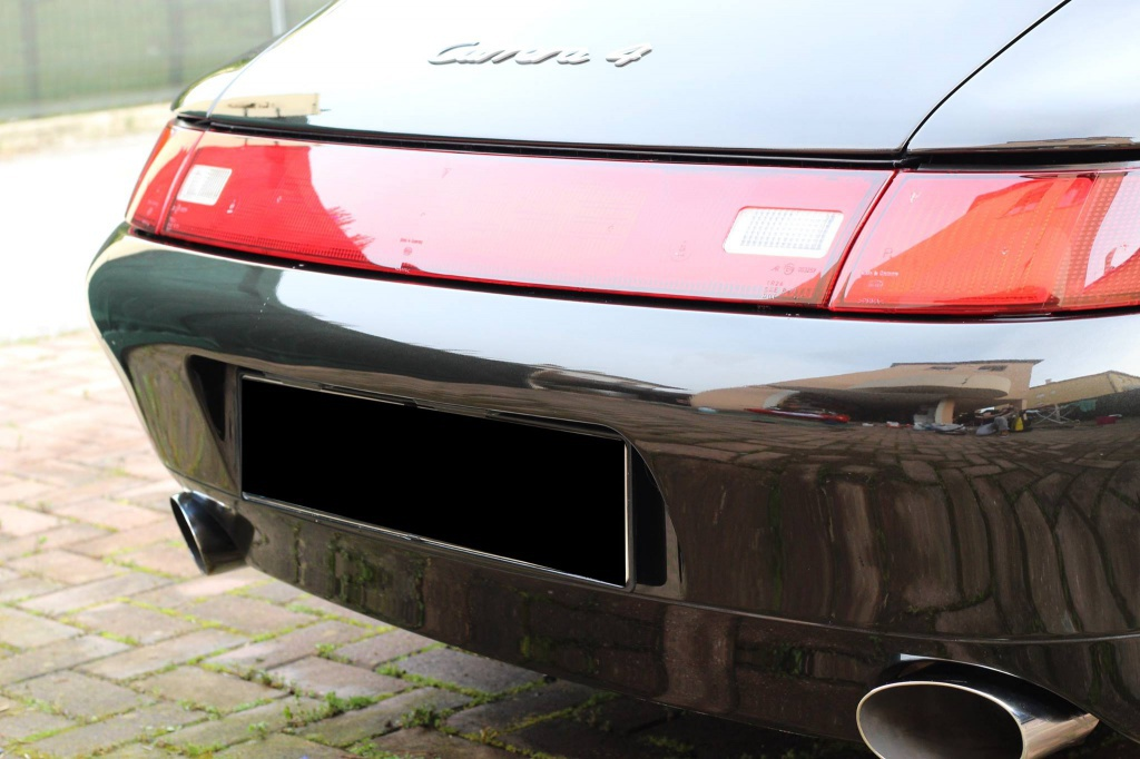 PORSCHE 993 Cabrio - Preparazione interna/esterna 9721790951