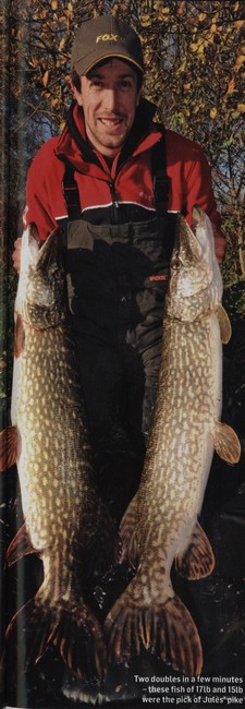 Pike(2) : la dérive en étang. 972199bv8