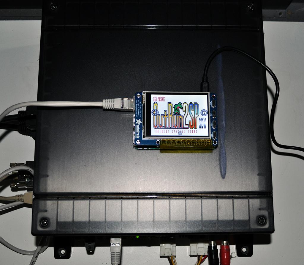 [VDS]Chihiro Type 3+ Netdimm + Piforce TFT color version Com 972681Chihiro01