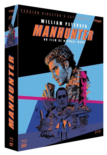 Manhunter : Le Sixième sens : Edition Ultimate Fnac 18/11/17 973376222549809553086812744973799420392806379480o