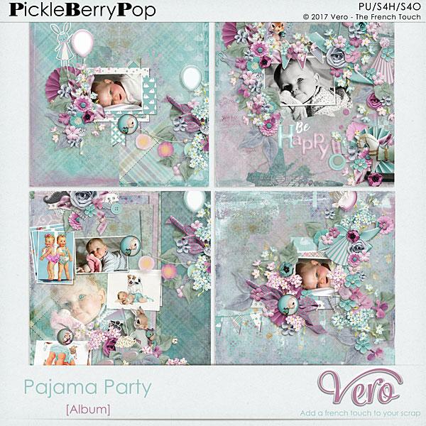 Véro - MAJ 02/03/17 - Spring has sprung ...  - $1 per pack  - Page 10 973547Veropajamapartyalbumpv