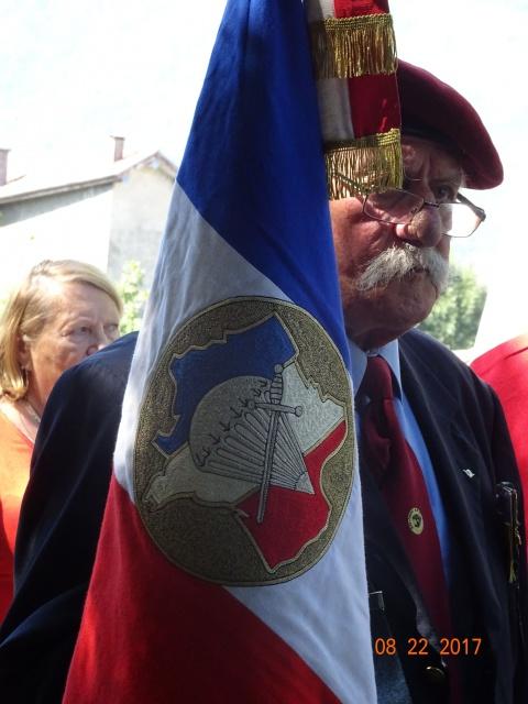 Chocs parachutés , libération Pont de Claix , Grenoble Août 1944 973623DSC01243min