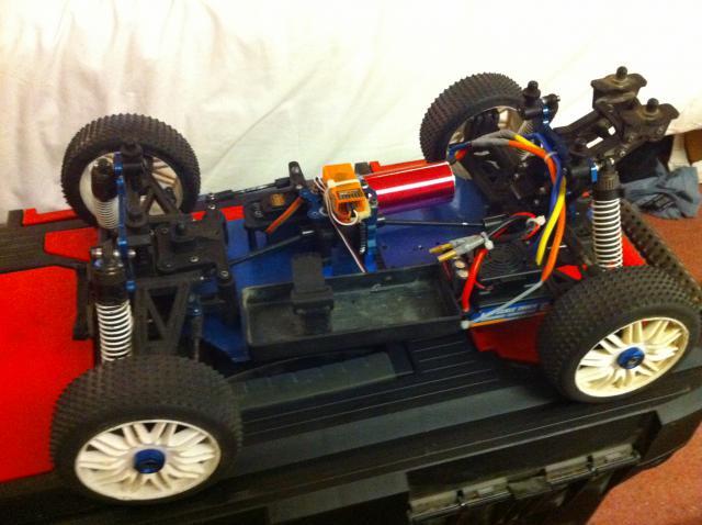 Carson Racing Vulcano converti Rallye Game Brushless !!! 974053IMG_0162