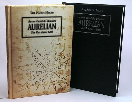 [Horus Heresy] Aurelian d'Aaron Dembski-Bowden - Page 3 974193coveraurelian2