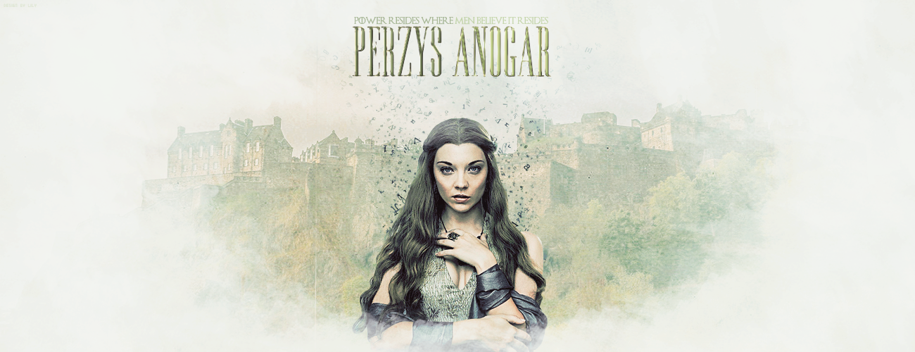 Perzys Anogar ♛