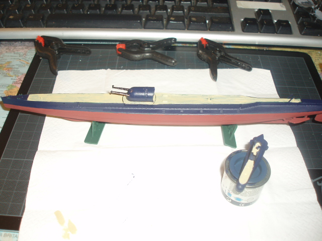 sous-marin SURCOUF 1/400 974644Photo177