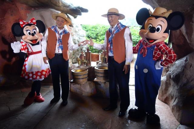 [Tokyo Disney Resort] Le Resort en général - le coin des petites infos - Page 5 974700lm4