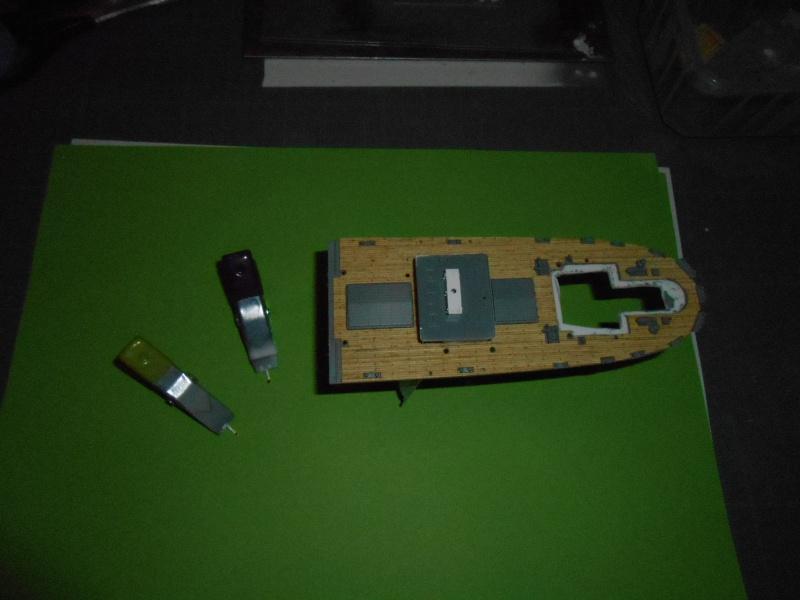 Hikawa Maru hopital 1/350 PE/pont en bois et babioles  - Page 3 974843DSCN5622