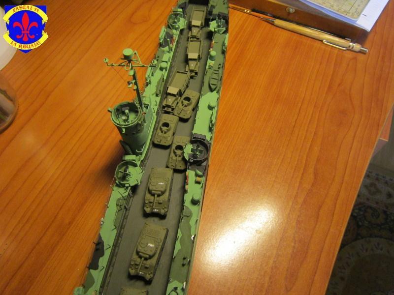 U.S. Navy Landing Ship Médium (Early) au 1/144 de Revell par Pascal 94 - Page 15 975003IMG44211
