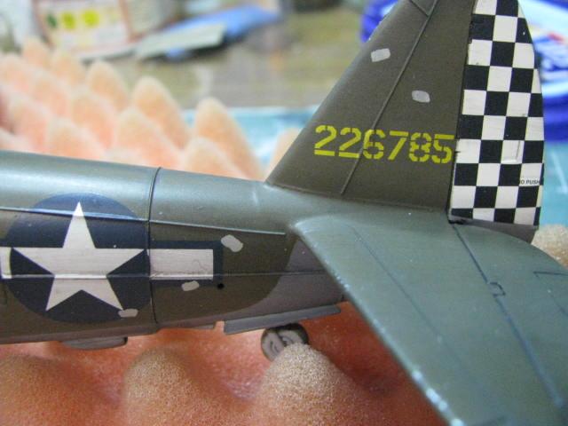 Restauration P-47D Monogram 1/48 .......Terminé!  - Page 2 975021IMG5955