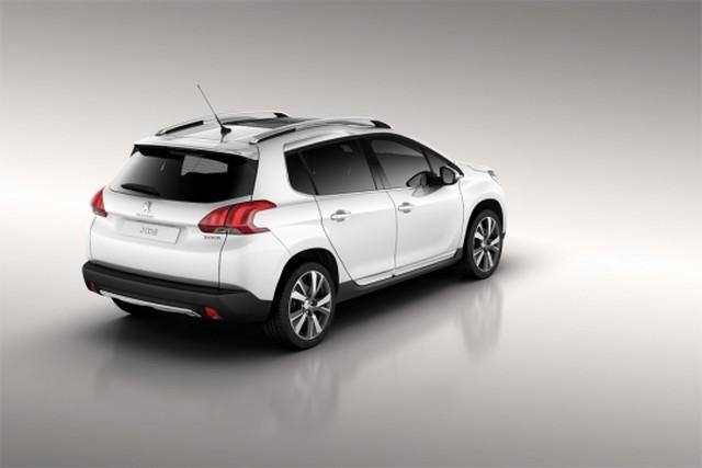 Peugeot 2008 : premières photos officielles ! 975033peugeot2008rear