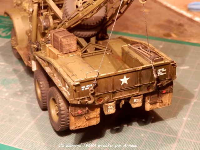 US Diamond T969A wrecker (Mirror Models 1/35) - Page 3 975808P1240075