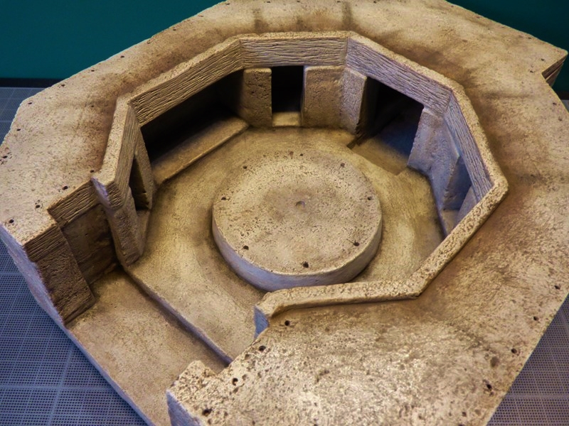 """Festung CHERBOURG """"Fort du Roule"""" 79th ID 25/26 JUIN 1944  - Page 2 975965P1090345Copier"""