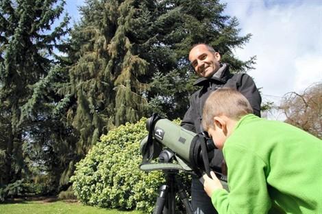 Les oiseaux se découvrent dimanche au jardin botanique de Bayeux 97601212042016401562729000apx470