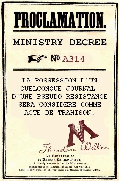 Décrets du ministère de la Magie 976555decret6