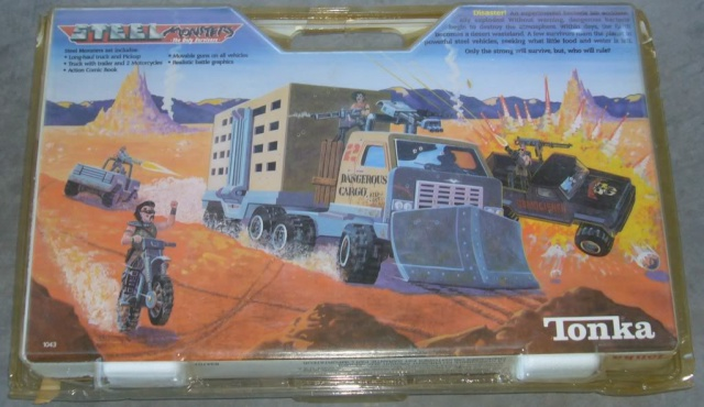 Steel Monsters (Tonka) - 1986 976581pack1