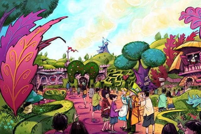 [Tokyo Disney Resort] Plan d'investissement incluant New Fantasyland et nouveau port à Tokyo DisneySea (2014-2024)  - Page 2 976656zzz2