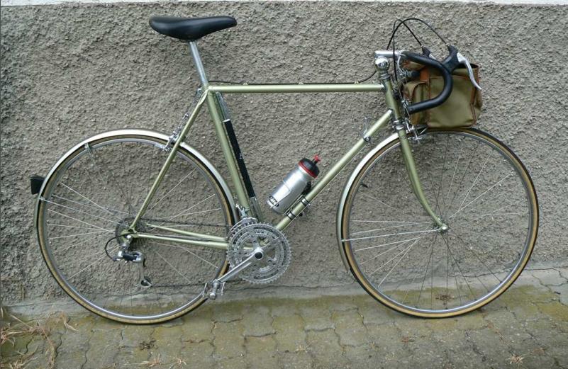 Le Koup de Koeur de Khunsa  d' avril - mai 2016  Le motobécane C2 1979 de brocker's vélo  977181Capturedcran20160523223809