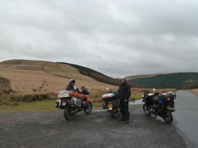 52 eme Dragon rally : une hivernale au pays de Galles (2013) 977306P1230730
