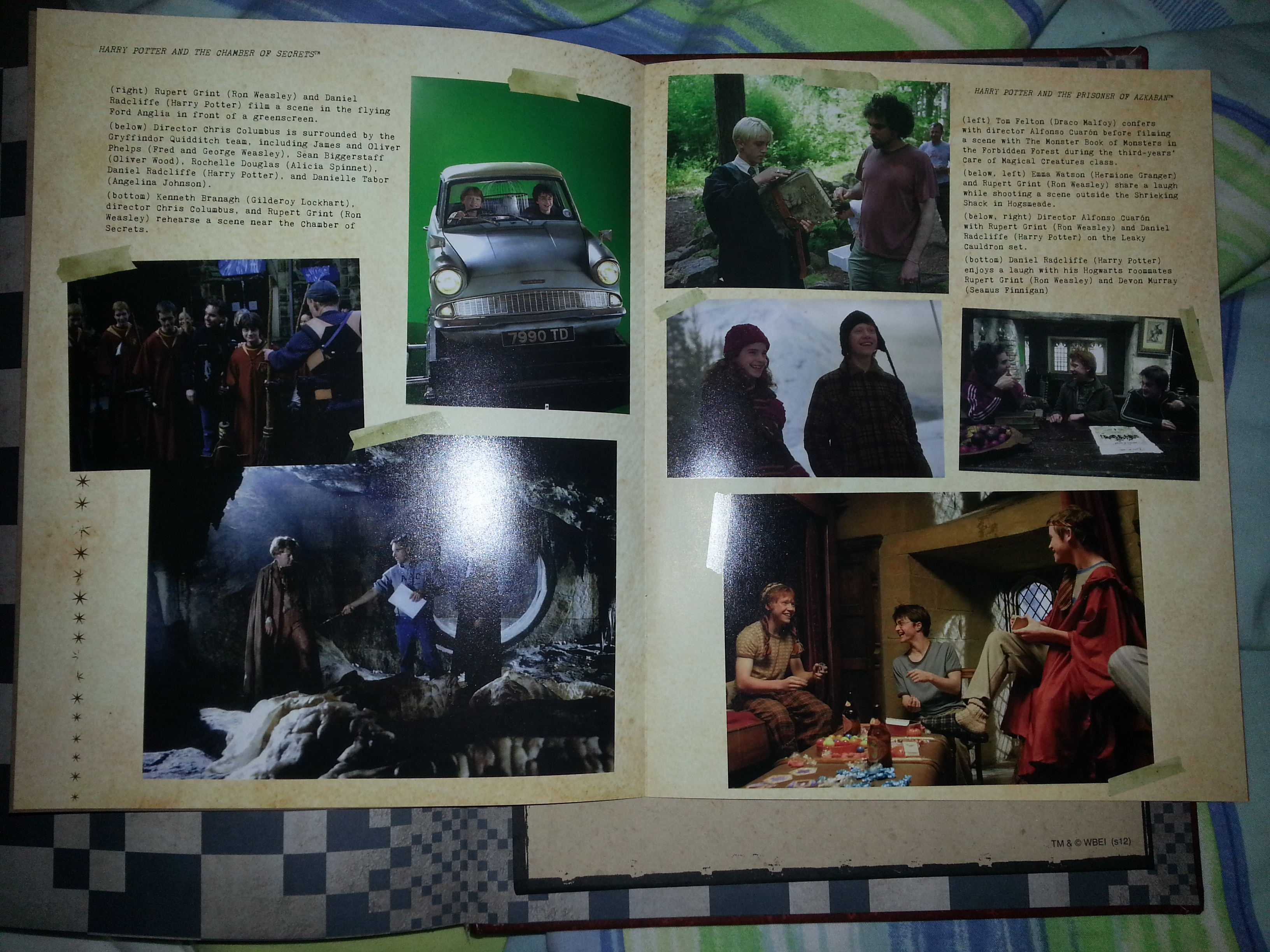 """Livre """"La magie des films 2"""" - Page 2 97766220121105183518"""