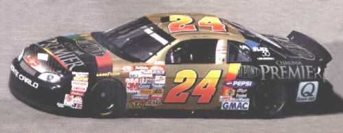 Chevy monte-carlo 1995-1997 Chroma Premier J. Gordon 97770324Chroma1997refvi
