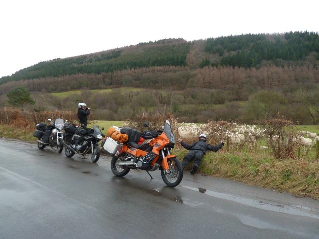 52 eme Dragon rally : une hivernale au pays de Galles (2013) 977828P1230703