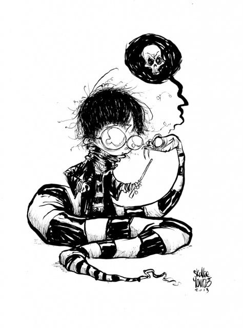 [Comics] Skottie Young, un dessineux que j'adore! - Page 2 977954tumblrnde1teLFK31qes700o51280