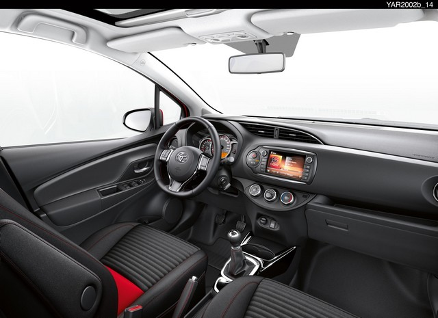 Nouvelle Toyota Yaris 9779842014YARISSTYLE