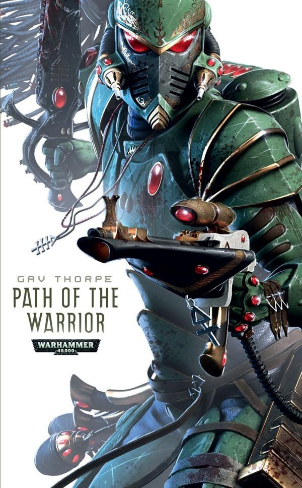 Eldar Path trilogy de Gav Thorpe 978045PathoftheWarrior