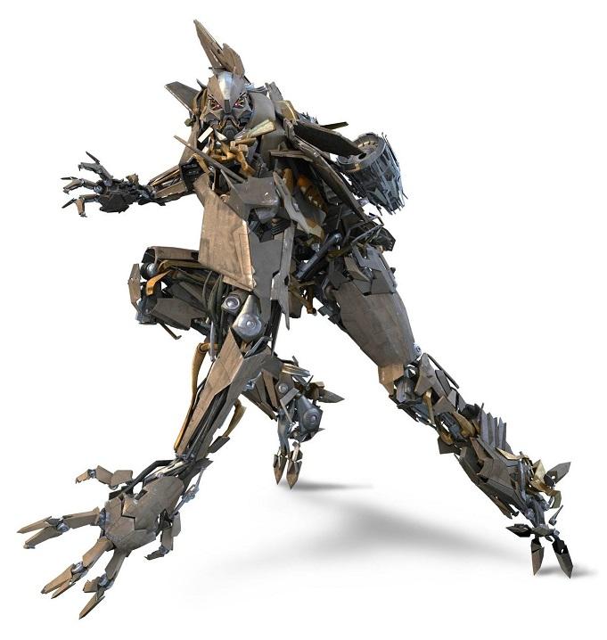 Concept Art des Transformers dans les Films Transformers - Page 3 97834112880026993f7538dc6c0ostarscream