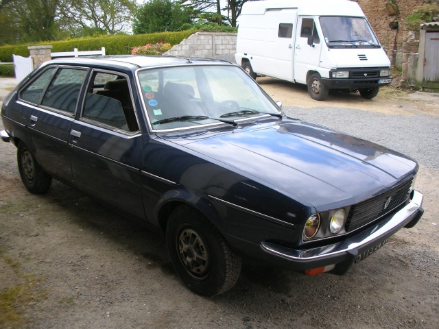 Renault 30 TS automatic - 1978 979337DSCN4531