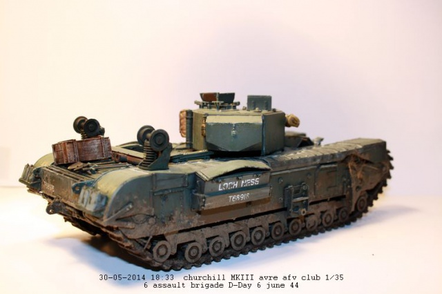 Churchill avre mk3  de chez afv club 1/35 - Page 2 979687IMG2381