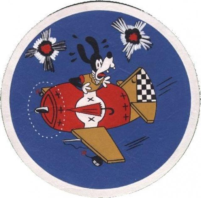 Restauration P-47D Monogram 1/48 .......Terminé!  979768346FS350thFGBadge