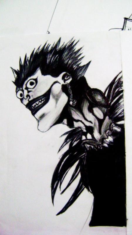 Mes dessins Death Note 979798fgkighjk