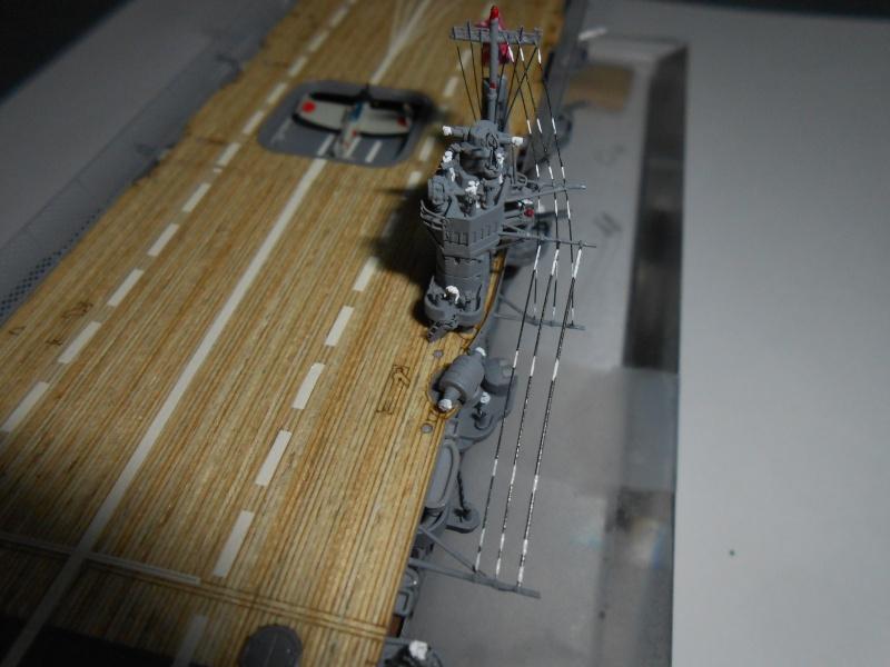 Akagi hasegawa 1/700 PE/pont en bois /babiolles 979884aka700fini022